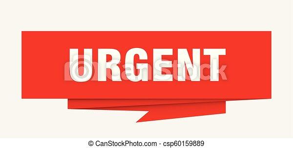 urgent - csp60159889