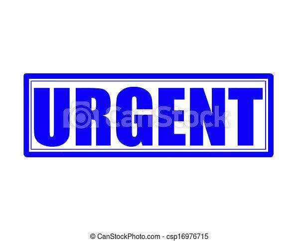 Urgent - csp16976715