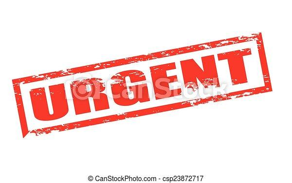 Urgent - csp23872717