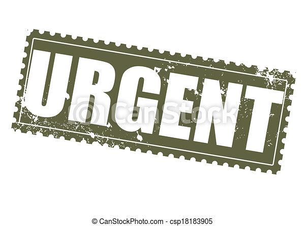 urgent - csp18183905