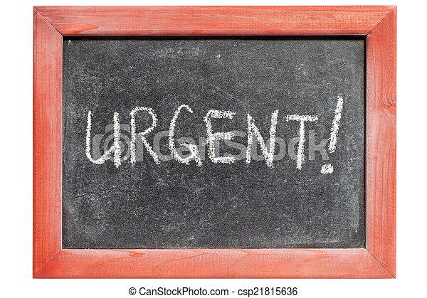 urgente - csp21815636