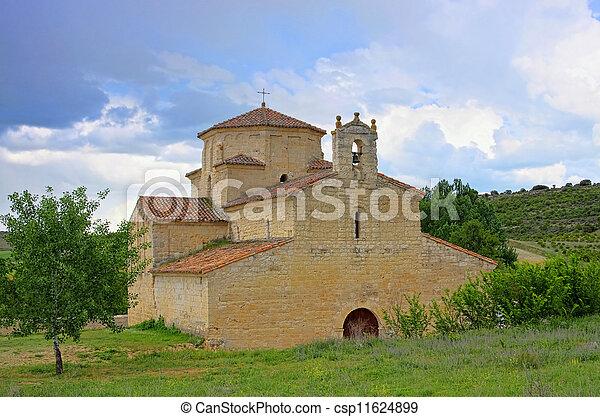 Uruena church 01 - csp11624899