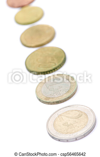 Uruguay currency - csp56465642