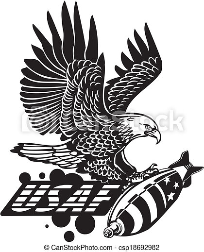 US Air Force - Military Design. - csp18692982