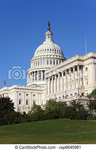 US Capitol - csp6645981