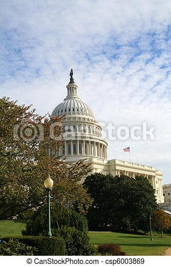 US Capitol - csp6003869