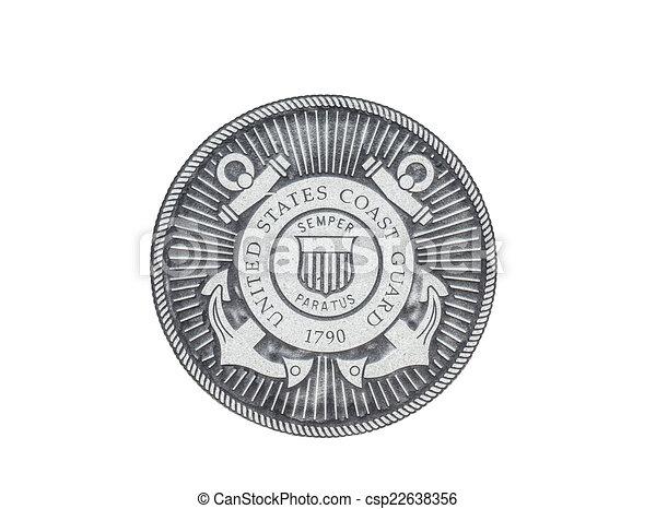 U.S. Coast Grard  official seal - csp22638356