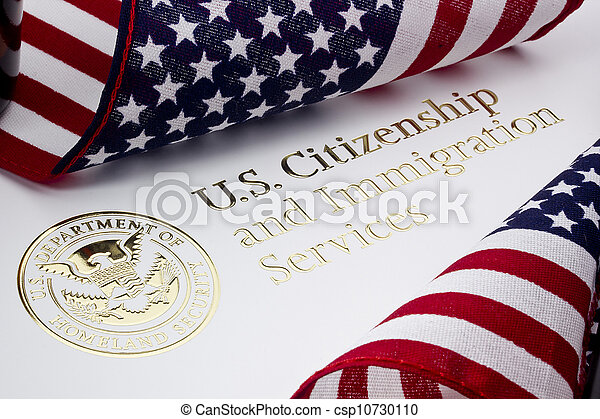 U.S. Department of Homeland Security Logo - csp10730110