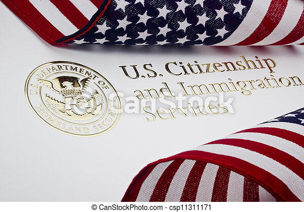 U.S. Department of Homeland Security Logo - csp11311171