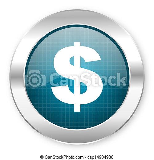 us dollar icon - csp14904936