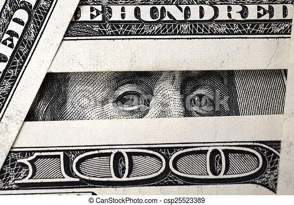 U.S. dollar  - csp25523389