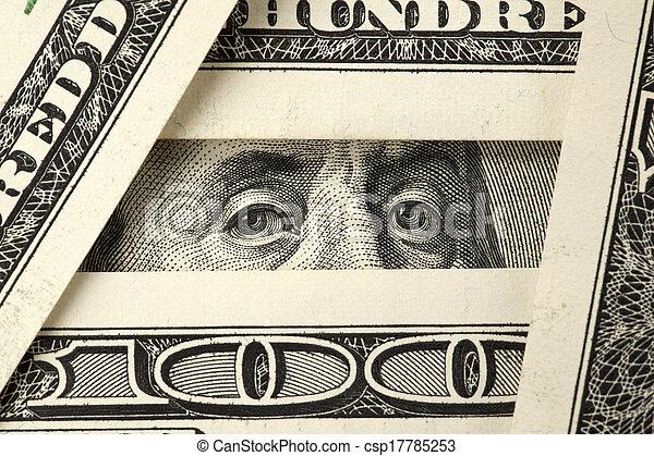 U.S. dollar  - csp17785253