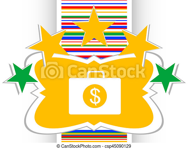 us dollar web glossy icon, button sign - csp45090129