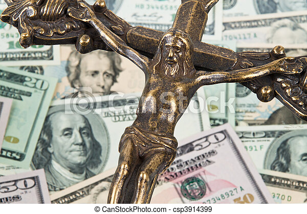 U S  dollars notes and cross