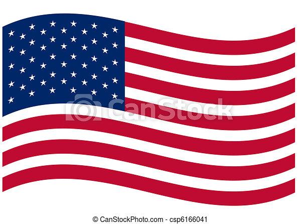 US Flag - csp6166041