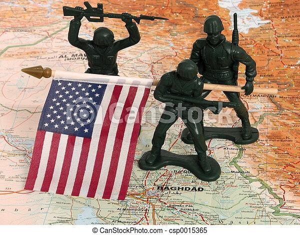 US in Iraq - csp0015365