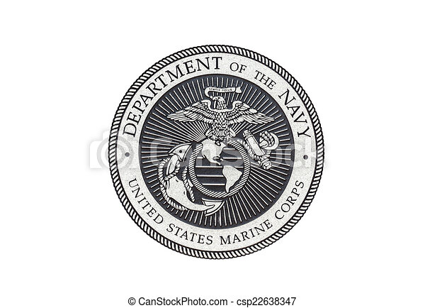 U.S. Marine Corps  official seal - csp22638347