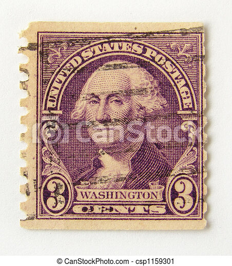 US Postage Stamp - csp1159301