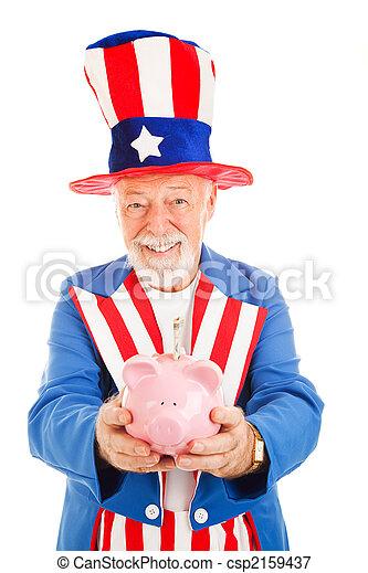 US Savings Plan - csp2159437