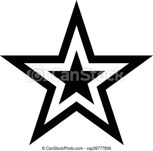 usa america star vector clipart vector search illustration rh canstockphoto com free star vector art star vector art free