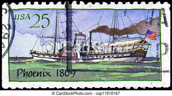 USA - CIRCA 1989 Phoenix - csp11918167