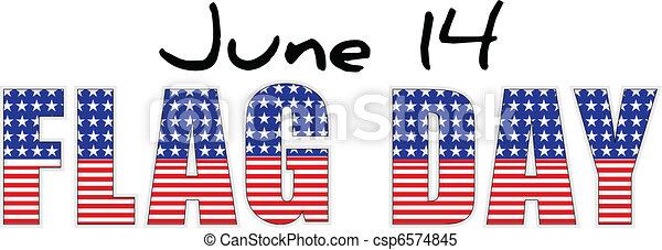usa flag day rh canstockphoto com flag day 2016 clipart flag day clipart 2017