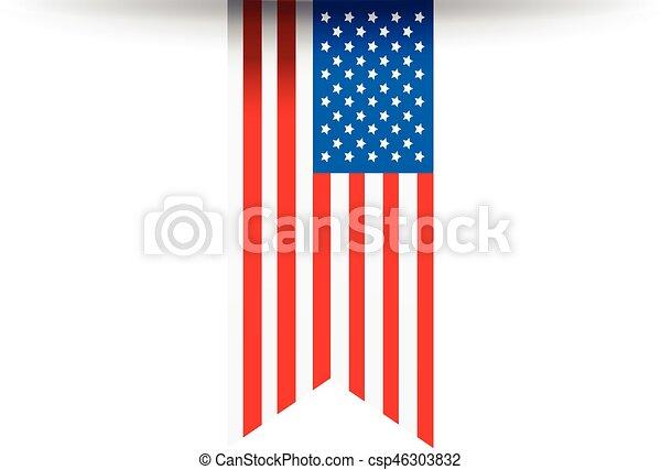 usa flag - csp46303832