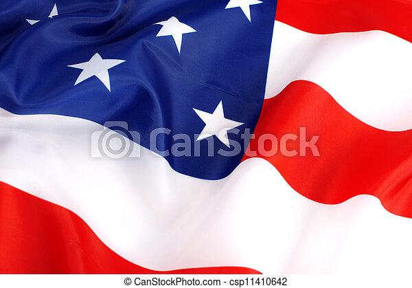 USA flag - csp11410642