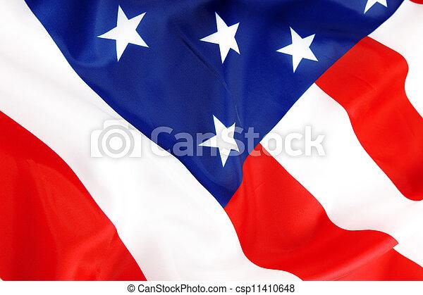 USA flag - csp11410648