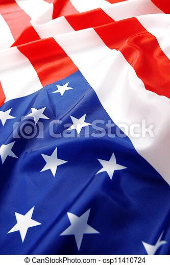 USA flag - csp11410724