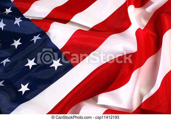 usa flag - csp11412193