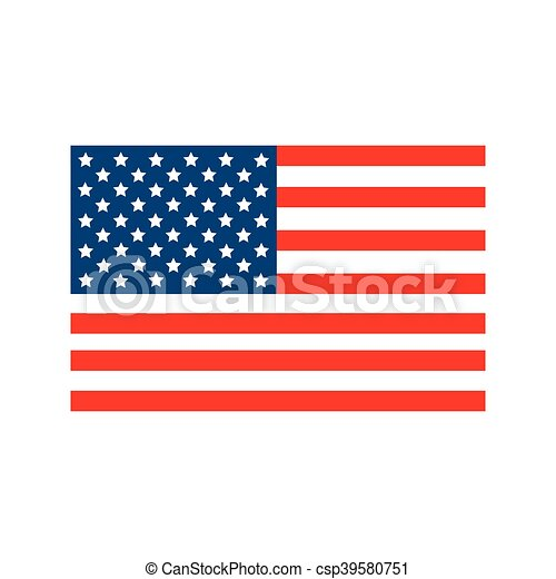 usa flag symbol usa united states of america flag patriot rh canstockphoto com usa flag coloring usa flag coloring sheet