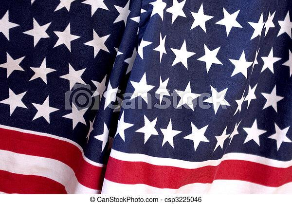 USA Flags - csp3225046