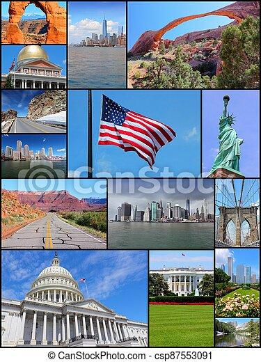 USA photos - csp87553091