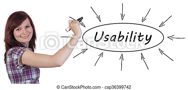 Usabilidad - csp36399742