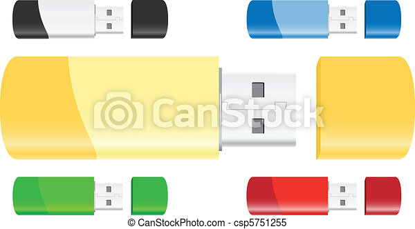 Usb Flash Drives - csp5751255