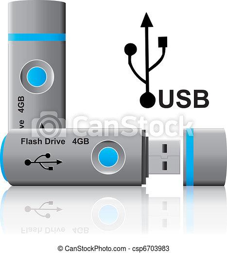 usb pen drive - csp6703983
