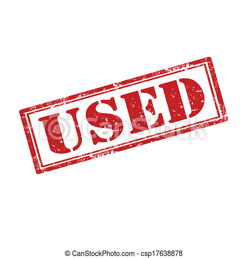 Used >> Used Stamp