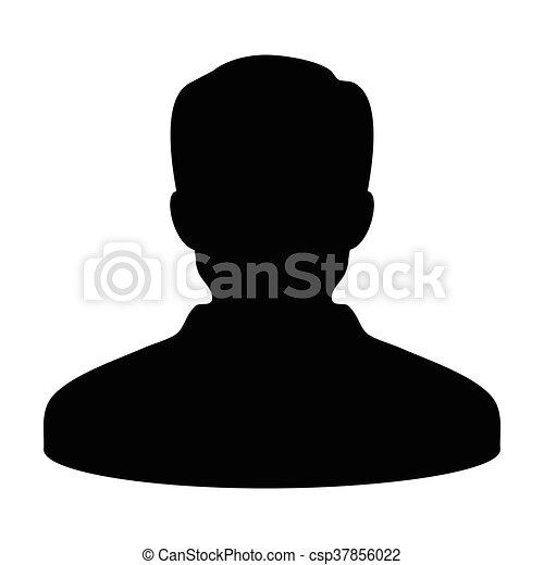 User Icon - Man, Businessman Icon - csp37856022