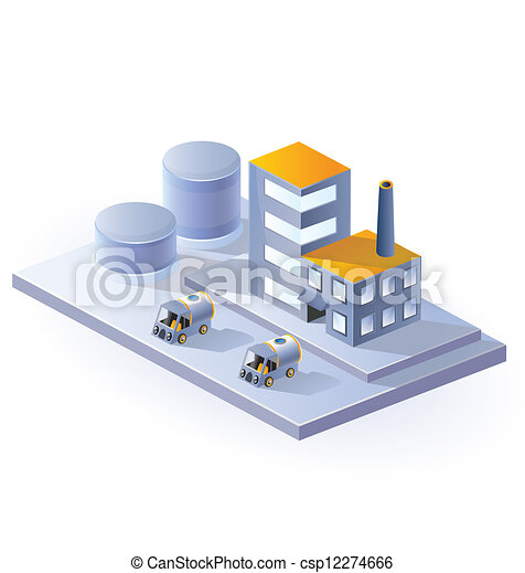 usine - csp12274666