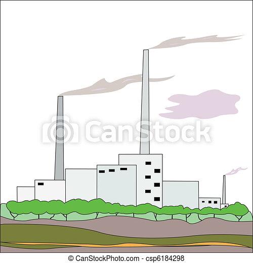 usine - csp6184298