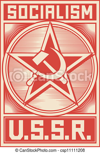 ussr poster - csp11111208