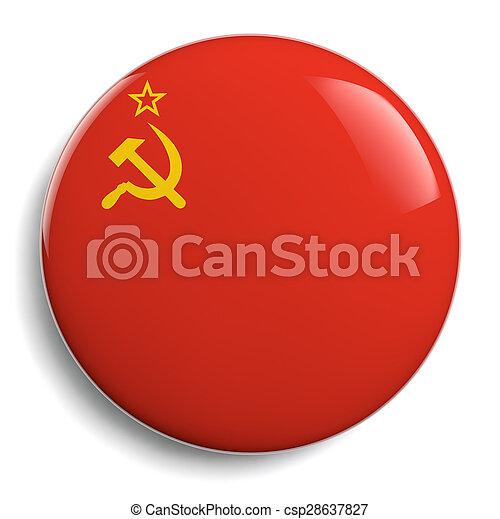 USSR Soviet Flag - csp28637827