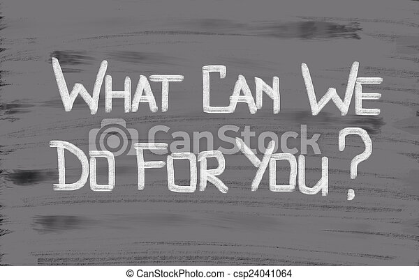 ¿Qué podemos hacer por tu concepto - csp24041064