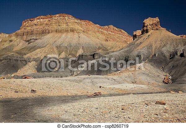 Utah Desert Badlands - csp8260719