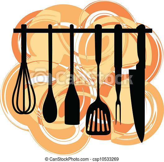 Utensili scaffale cucina - Scaffale cucina ...