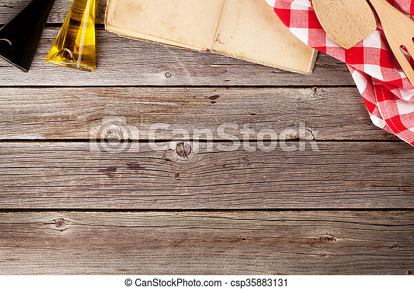 Utensilios, Libro De Cocina, Tabla, Cocina, Ingredientes