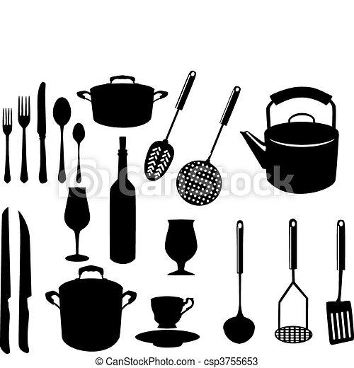 Utensilios miscel neo cocina for Utensilios de cocina logo