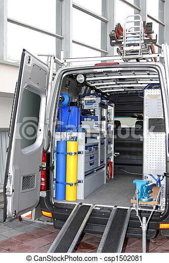 Utility van - csp1502081