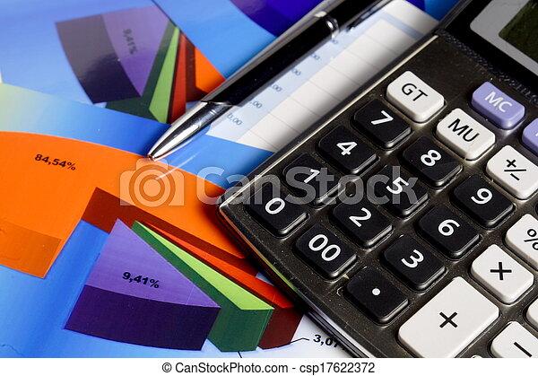 uważając, finanse - csp17622372